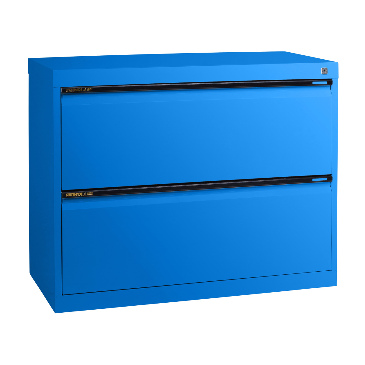 Statewide 2 Drawer Lateral Filing Cabinet Australian Made